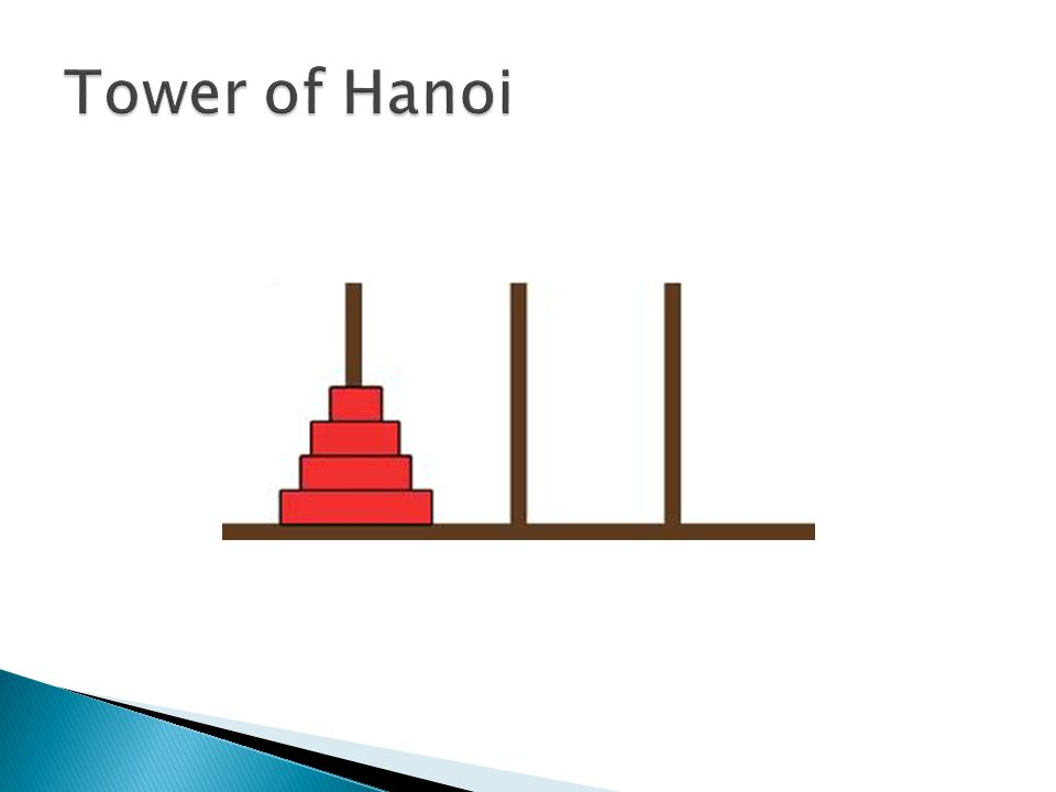Tower of Hanoi