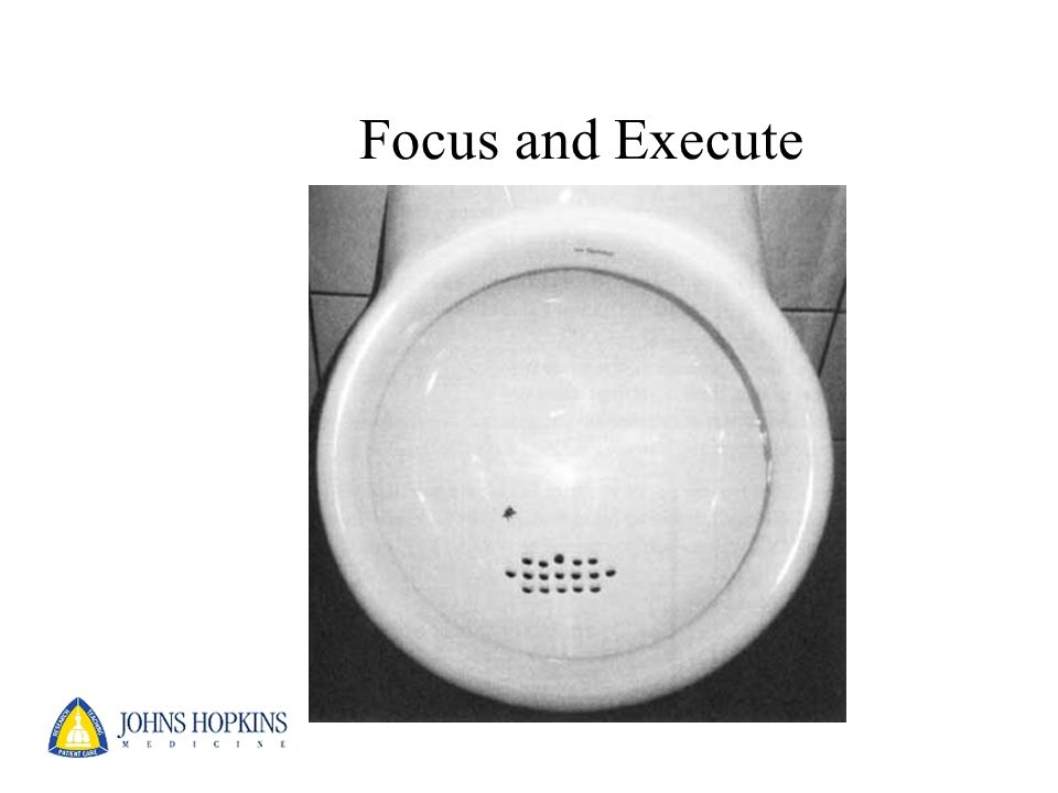 Focus and Execute