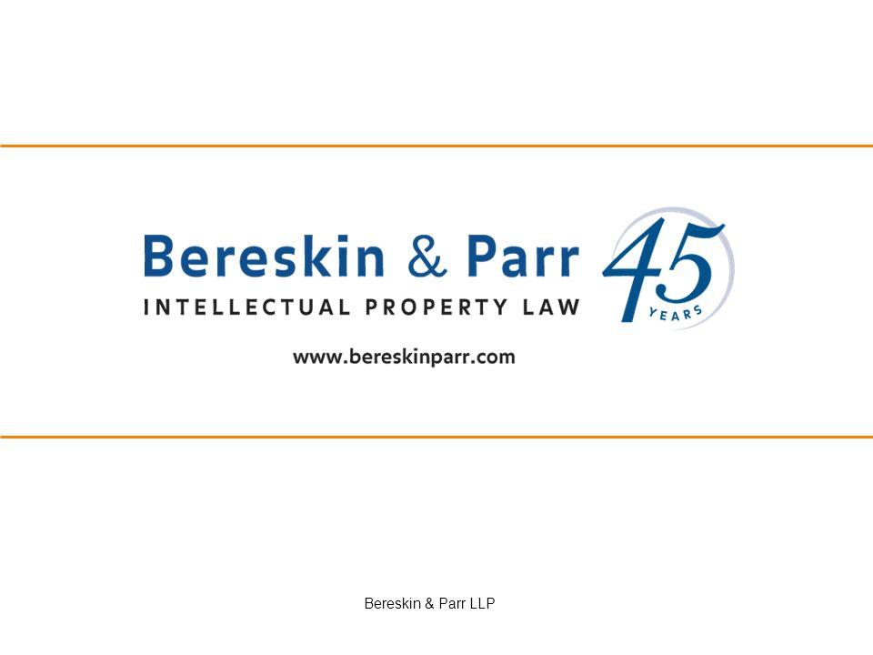 Bereskin & Parr LLP