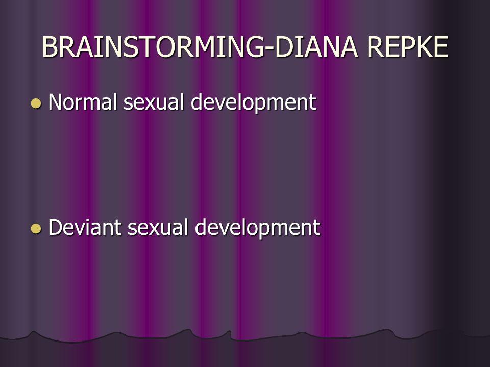 BRAINSTORMING-DIANA REPKE