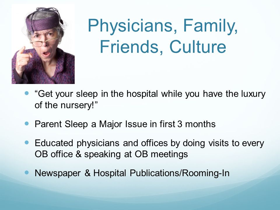 Physicians, Family, Friends, Culture
