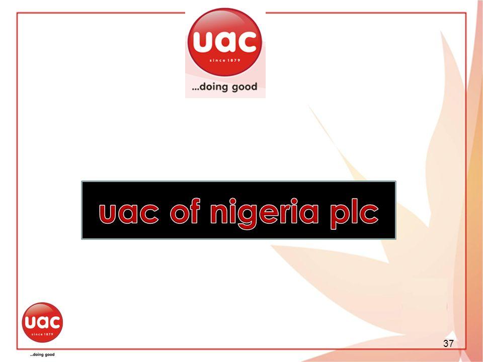 uac of nigeria plc