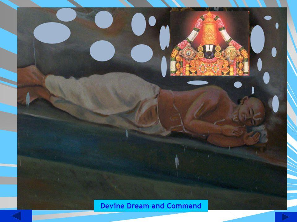 Devine Dream and Command
