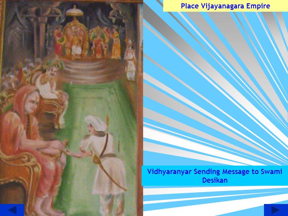Place Vijayanagara Empire