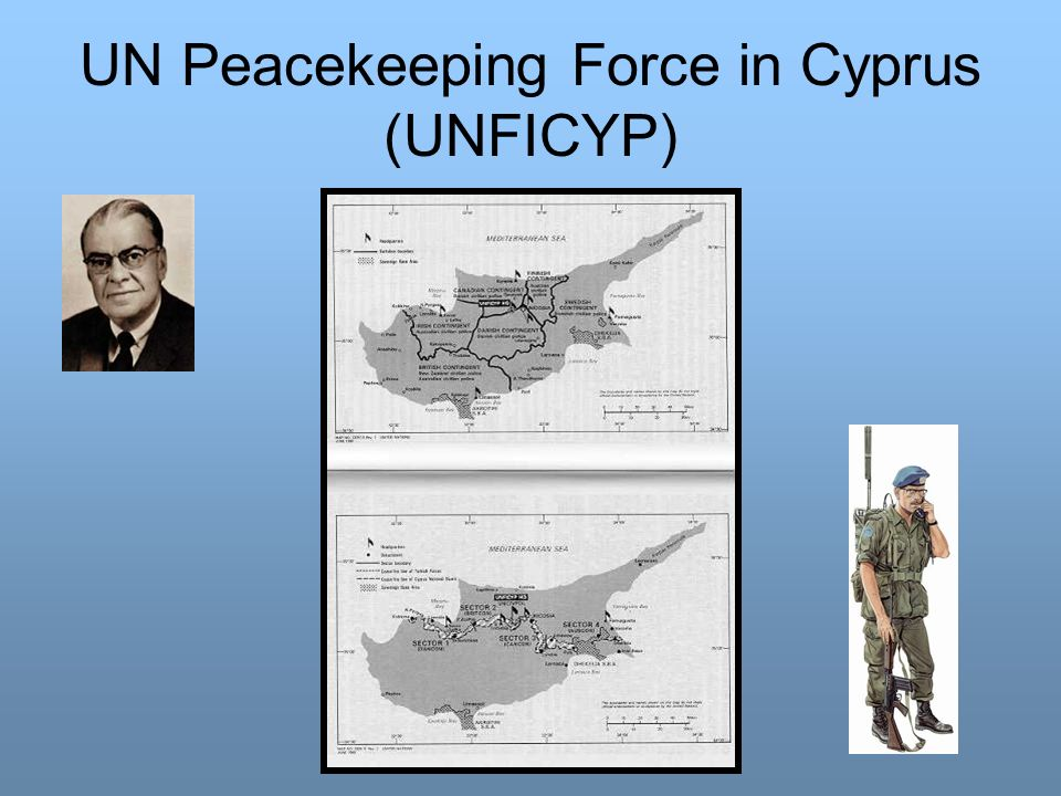 UN Peacekeeping Force in Cyprus (UNFICYP)