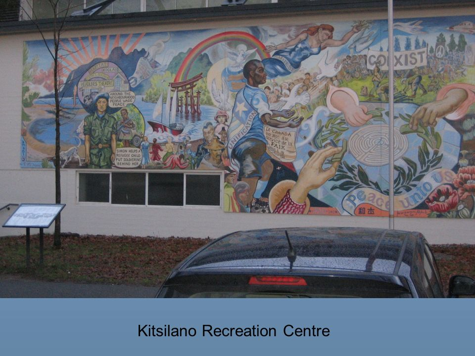 Kitsilano Recreation Centre