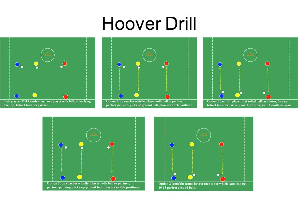 Hoover Drill