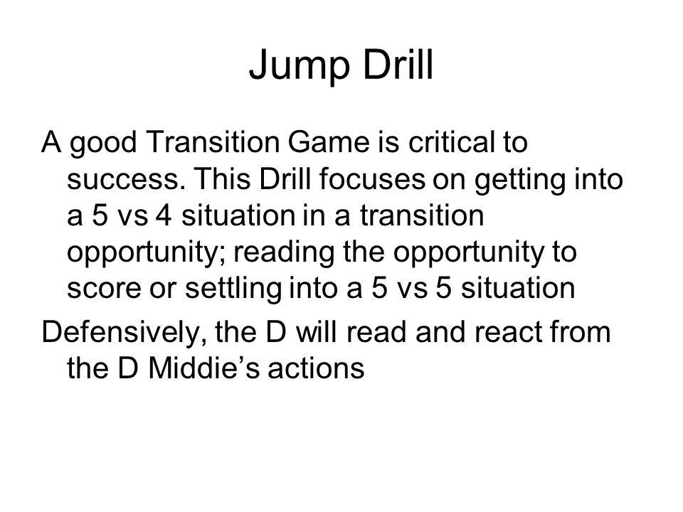 Jump Drill