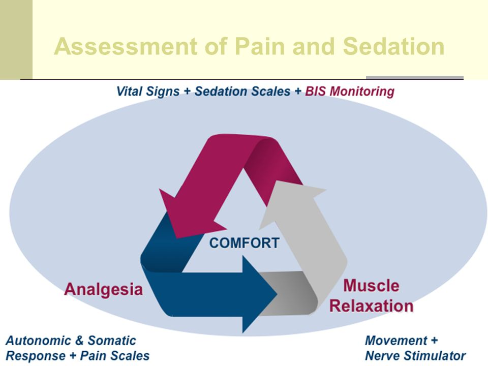 Assessment of Pain and Sedation