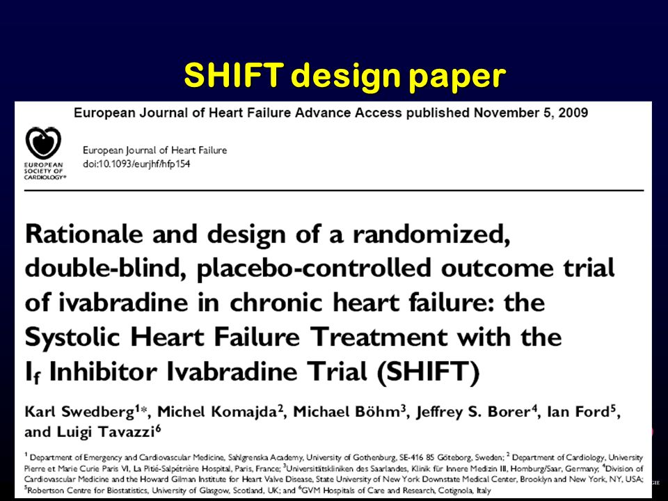 SHIFT design paper