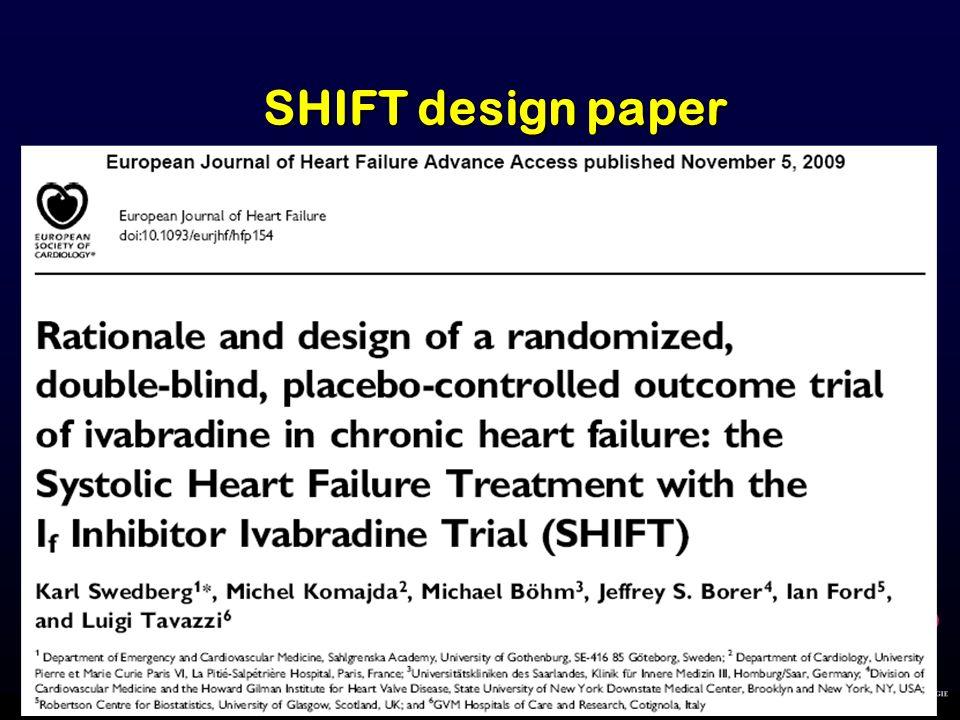 SHIFT design paper