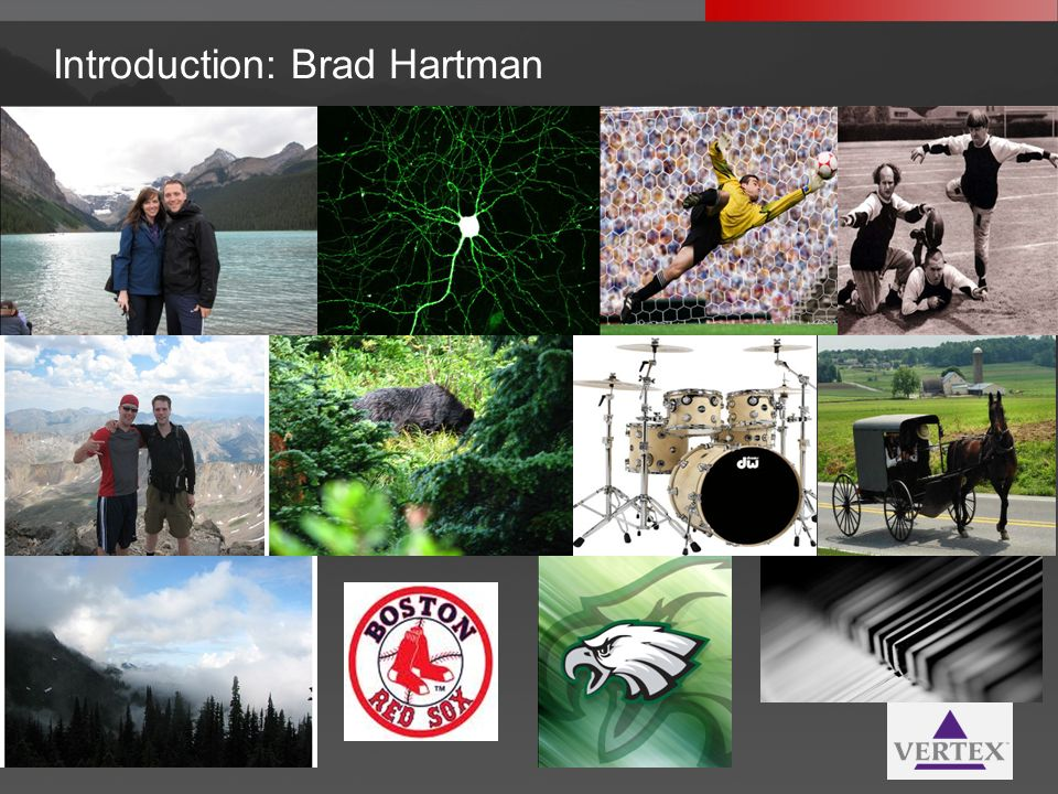 Introduction: Brad Hartman