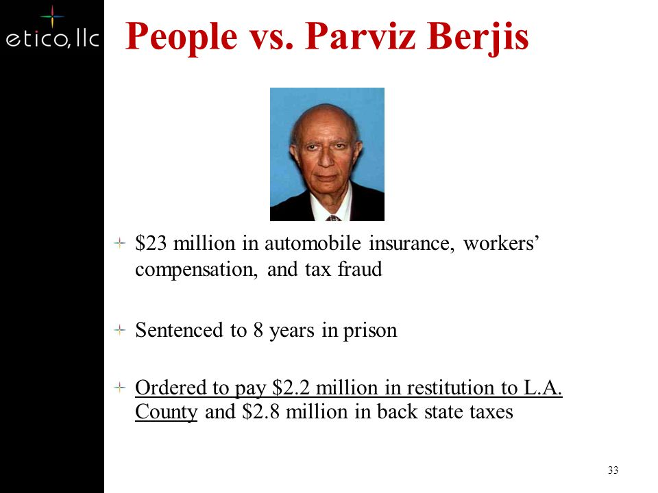 People vs. Parviz Berjis