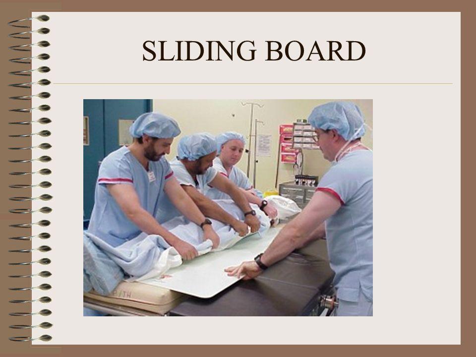 SLIDING BOARD