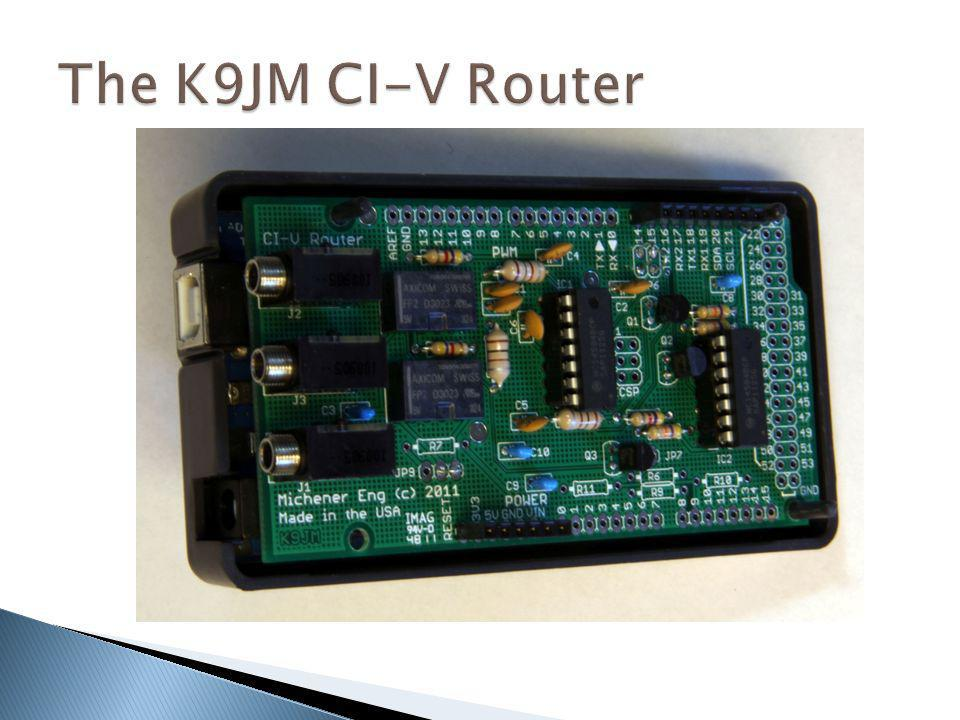 The K9JM CI-V Router