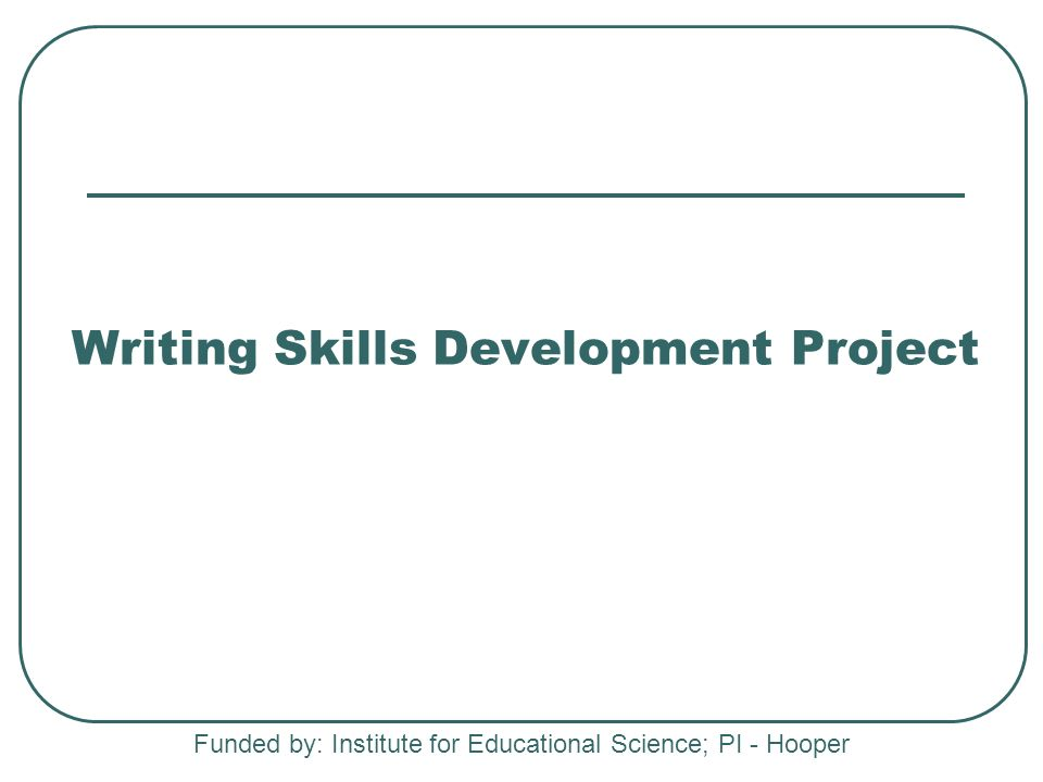 skills development essay Summary this report has been written in an attempt to outline researcher's current career aspirations the researcher of this essay will identify his chosen.