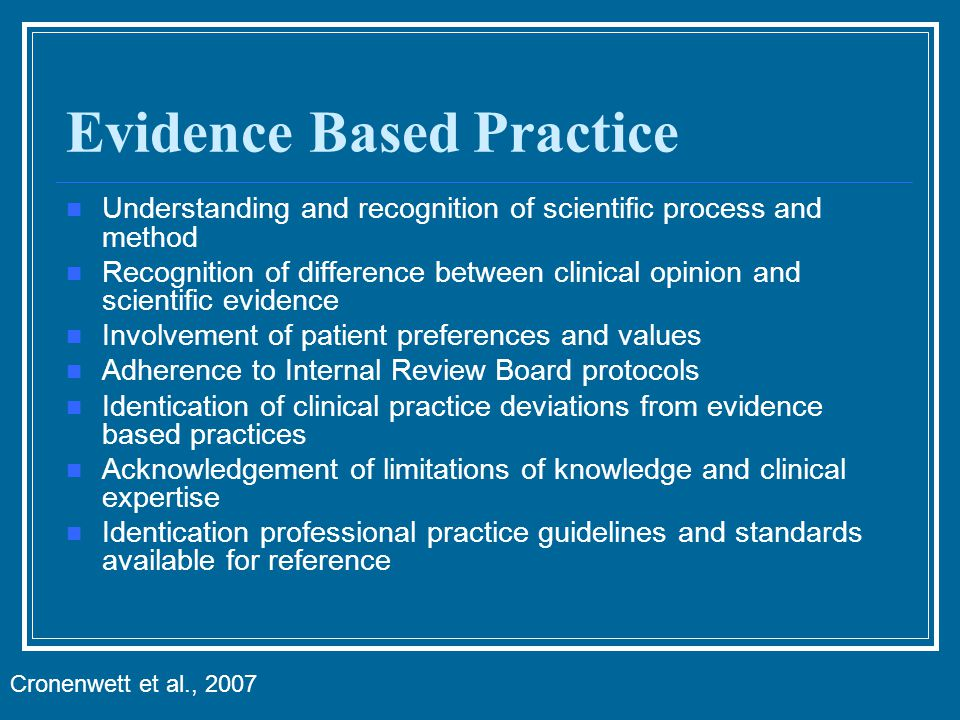 Clinical Integration Of Qsen Competencies Knowledge