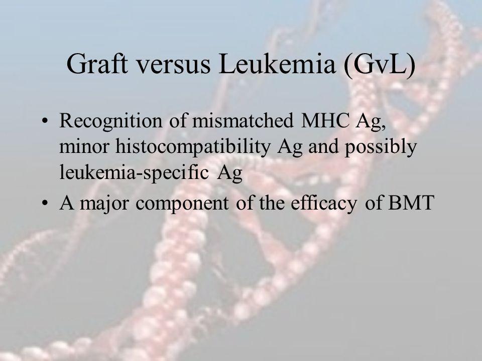 Graft versus Leukemia (GvL)