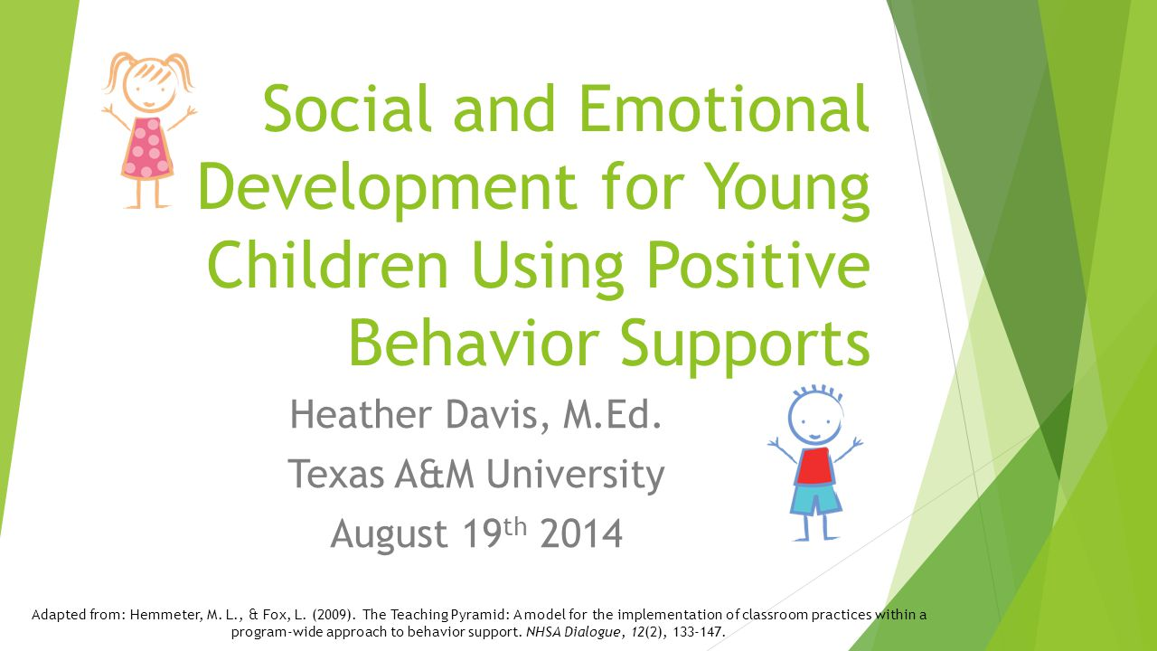 Heather Davis, M.Ed. Texas A&M University August 19th 2014