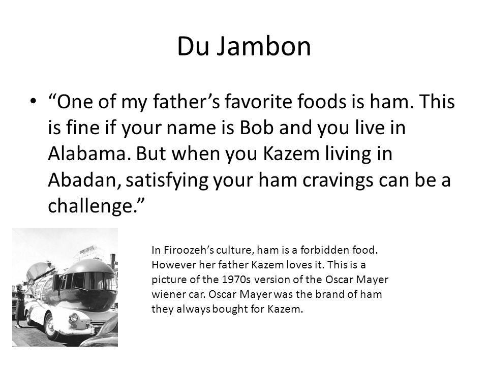 Du Jambon