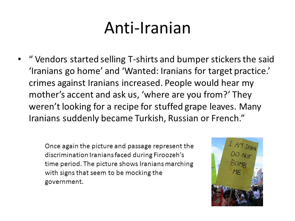 Anti-Iranian