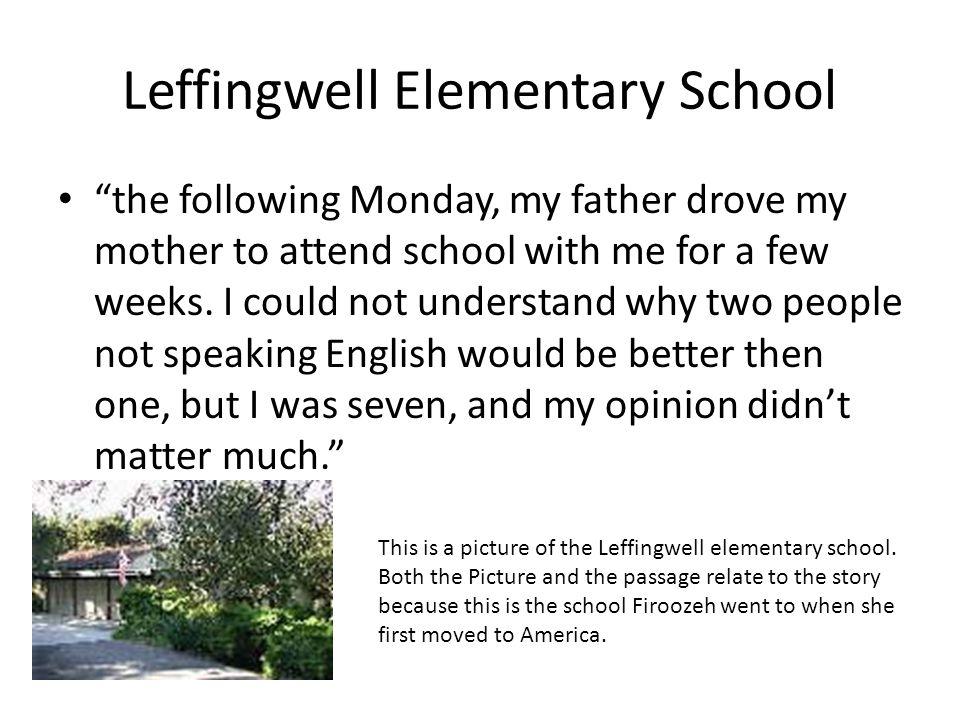 Leffingwell Elementary School