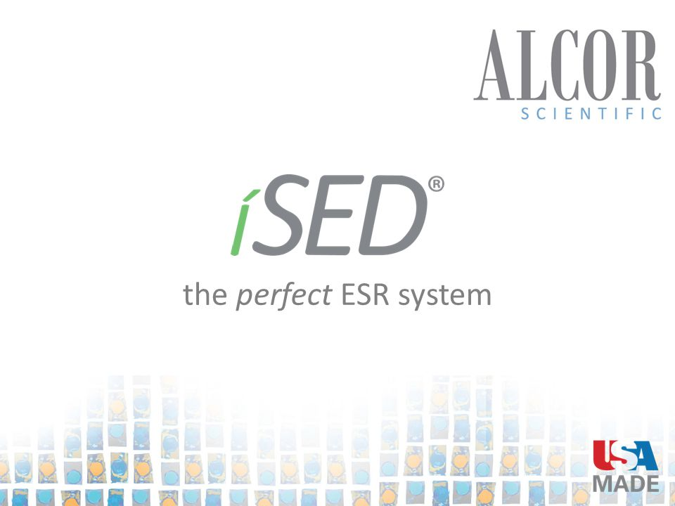 the perfect ESR system