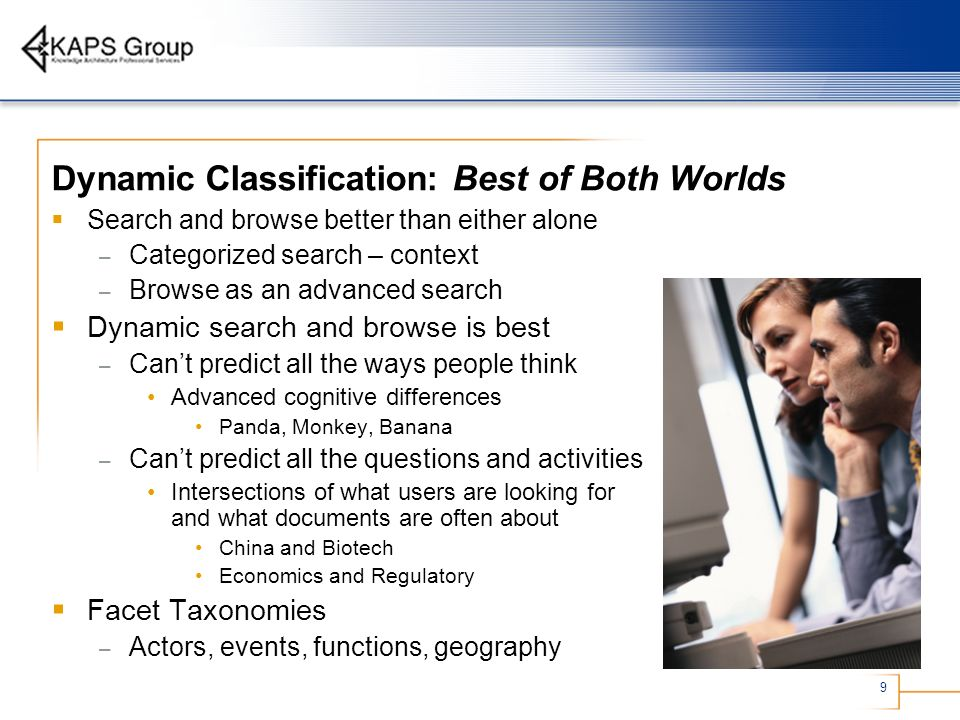 Dynamic Classification: Best of Both Worlds