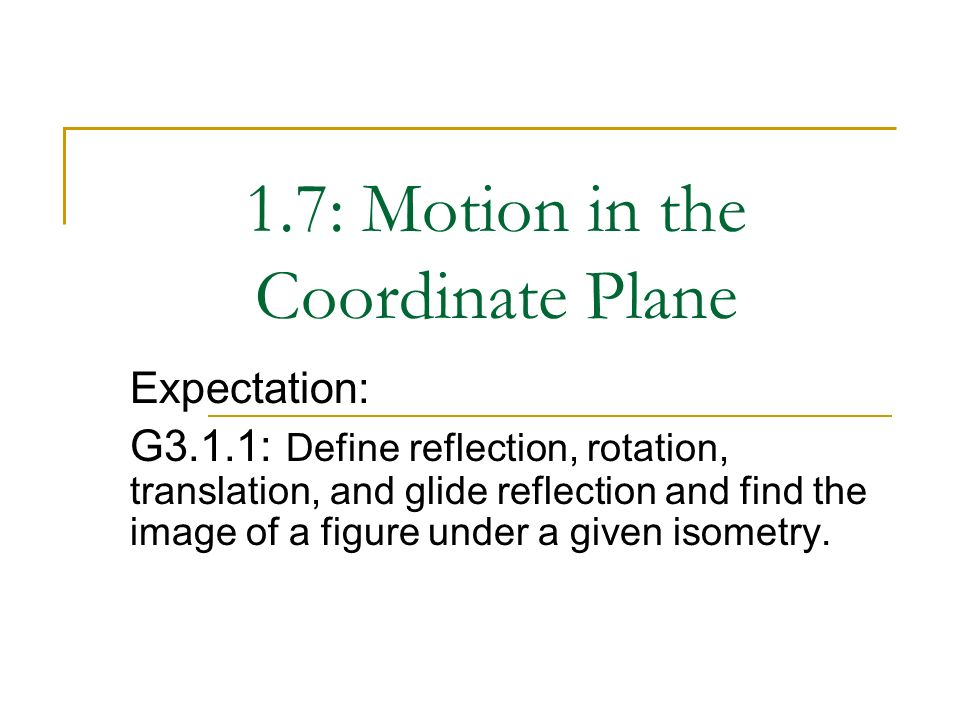 Reflections on a coordinate plane worksheet pdf