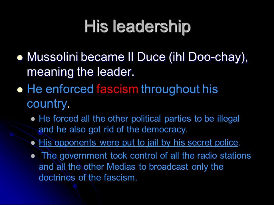 similarities between fascism and communism