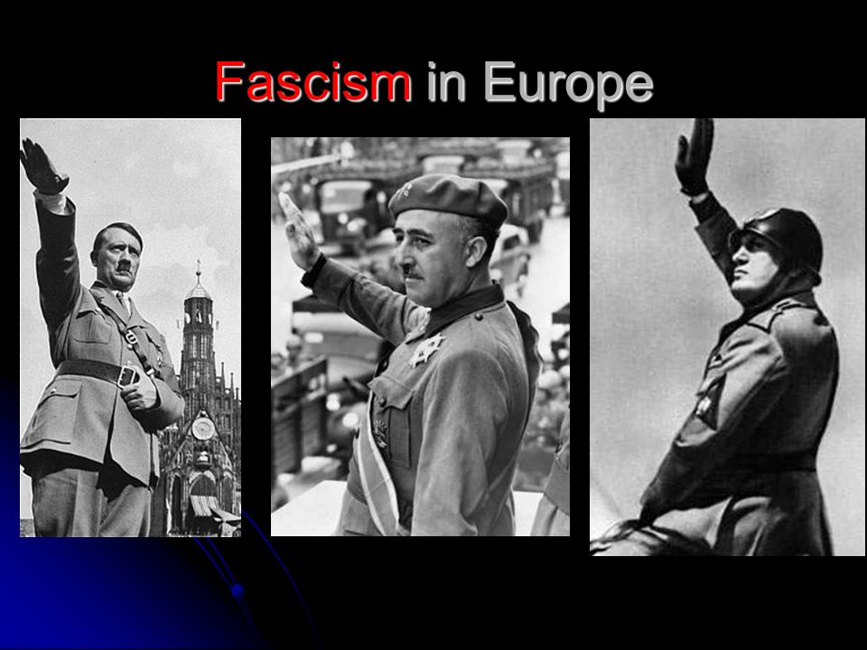 are the similarities between italian fascism Similarities and differences there are some similarities, especially between hitler and he then moved toward fascism which put the state on top of.