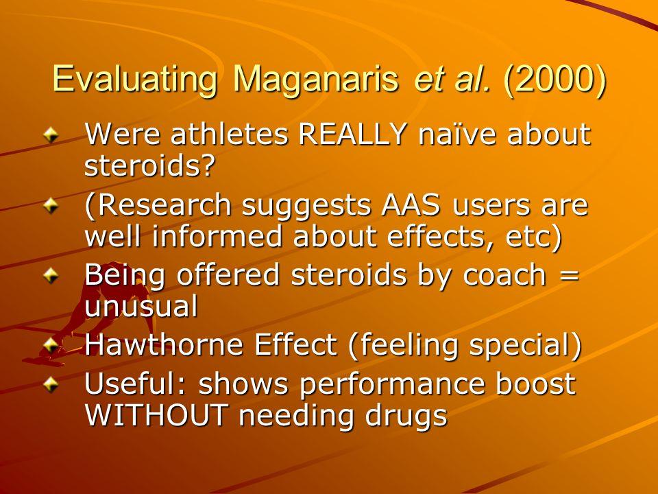 Evaluating Maganaris et al. (2000)