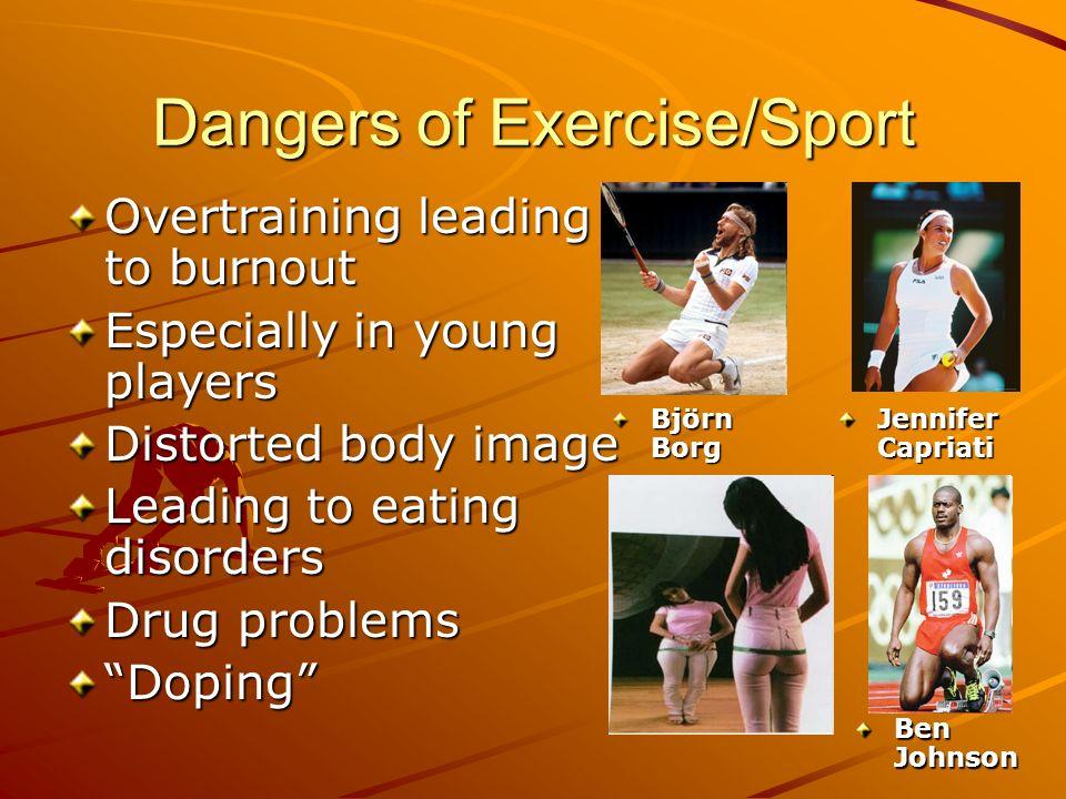 Dangers of Exercise/Sport