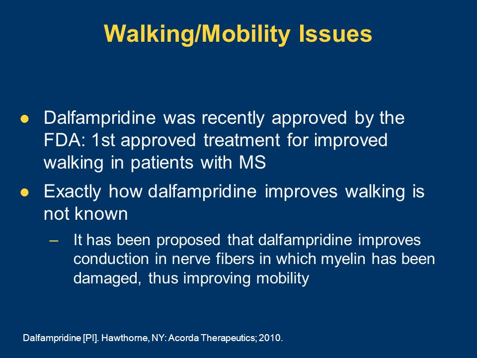 Walking/Mobility Issues