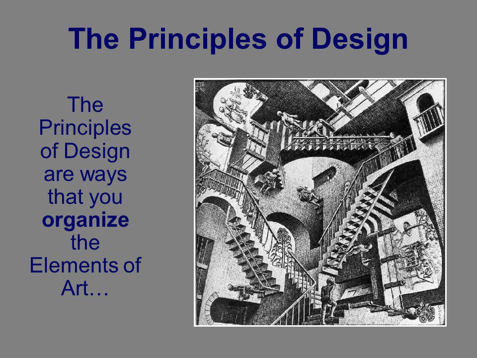 9 Principles Of Design : The principles of design ppt video online download