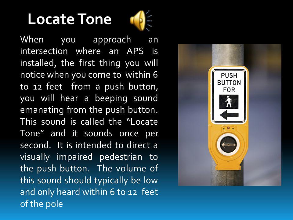 Locate Tone