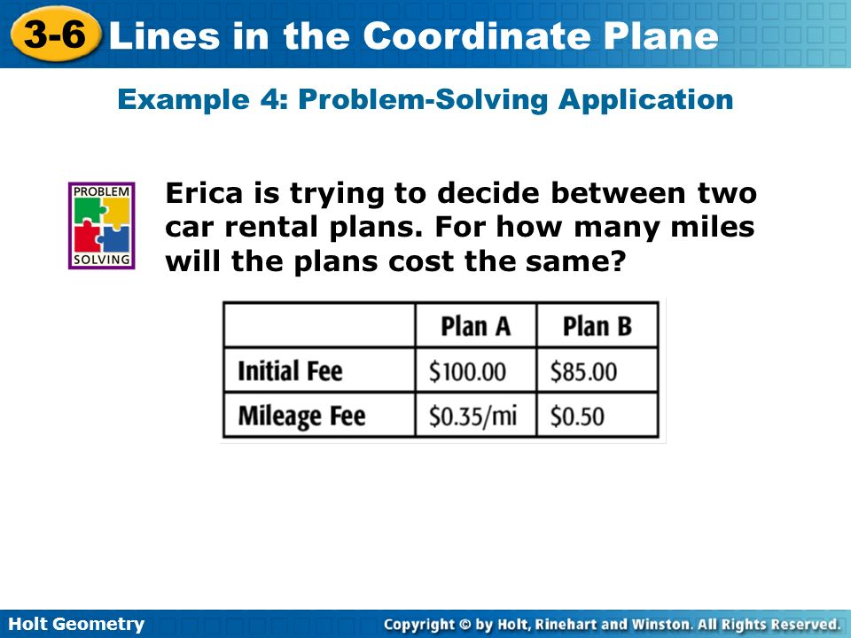 Example 4: Problem-Solving Application