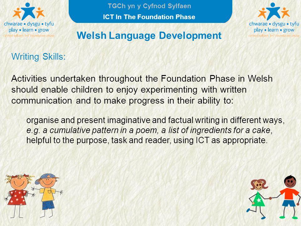 Welsh Language Development