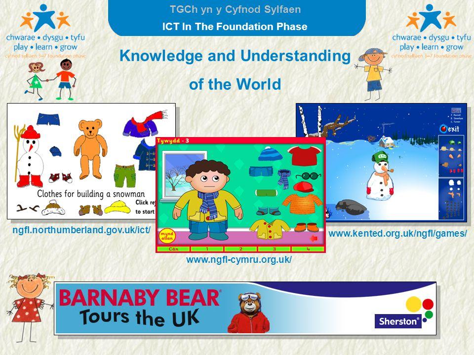Knowledge and Understanding ngfl.northumberland.gov.uk/ict/