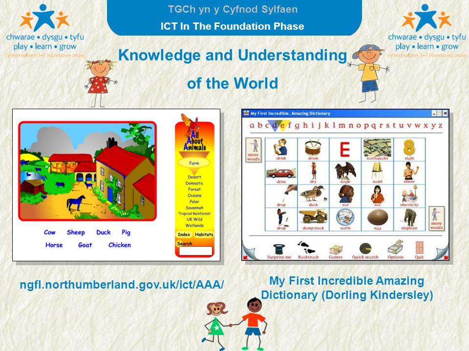 Knowledge and Understanding ngfl.northumberland.gov.uk/ict/AAA/
