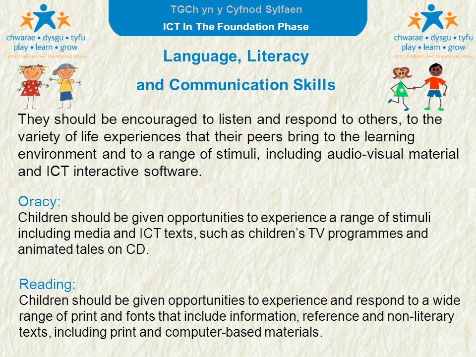and Communication Skills