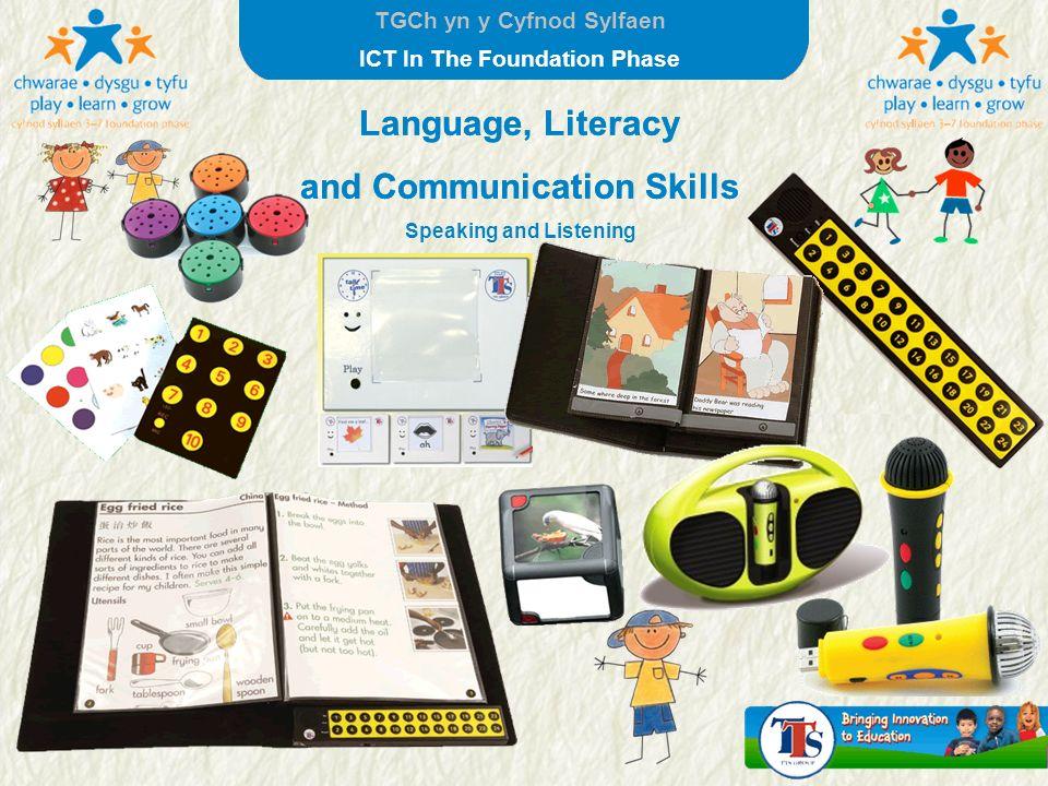 and Communication Skills Language, Literacy and Communication Skills