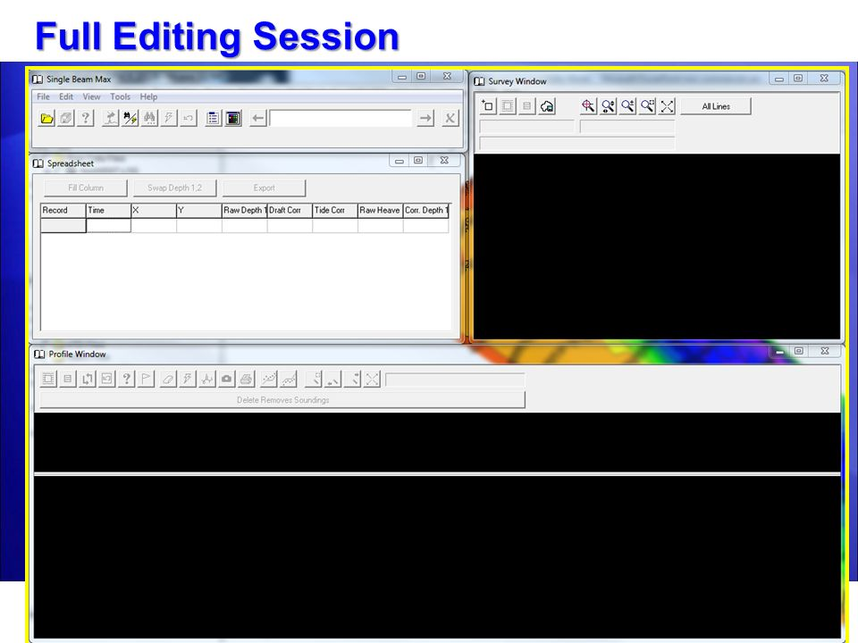 Full Editing Session 40