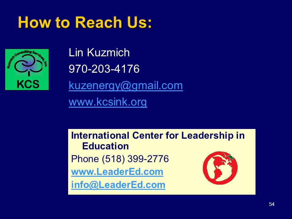 Kuzmich Consulting Services, Inc.