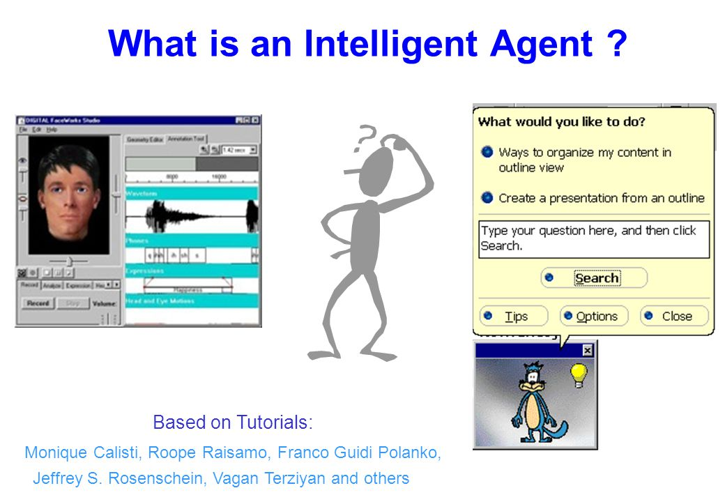 What is an Intelligent Agent