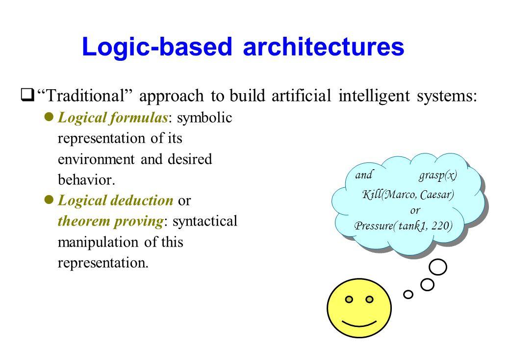 Logic-based architectures