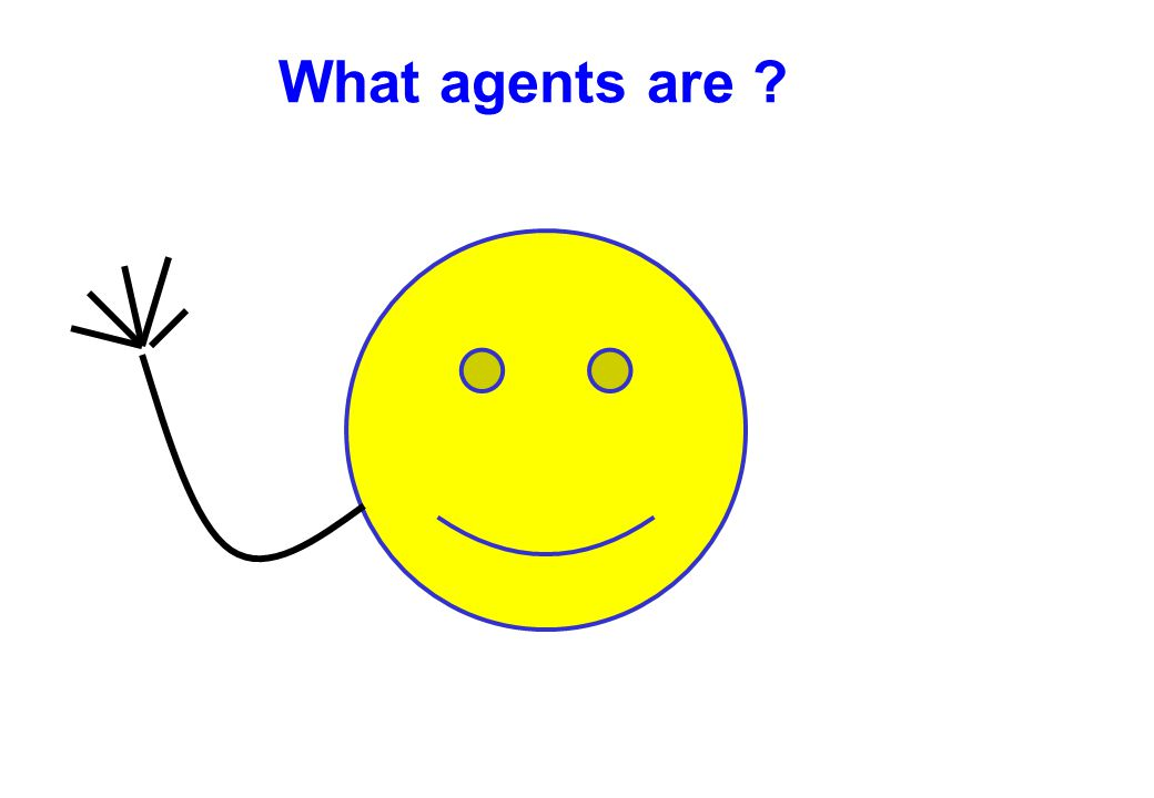 What agents are