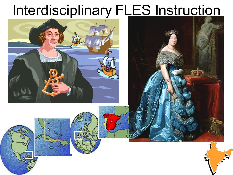 Interdisciplinary FLES Instruction