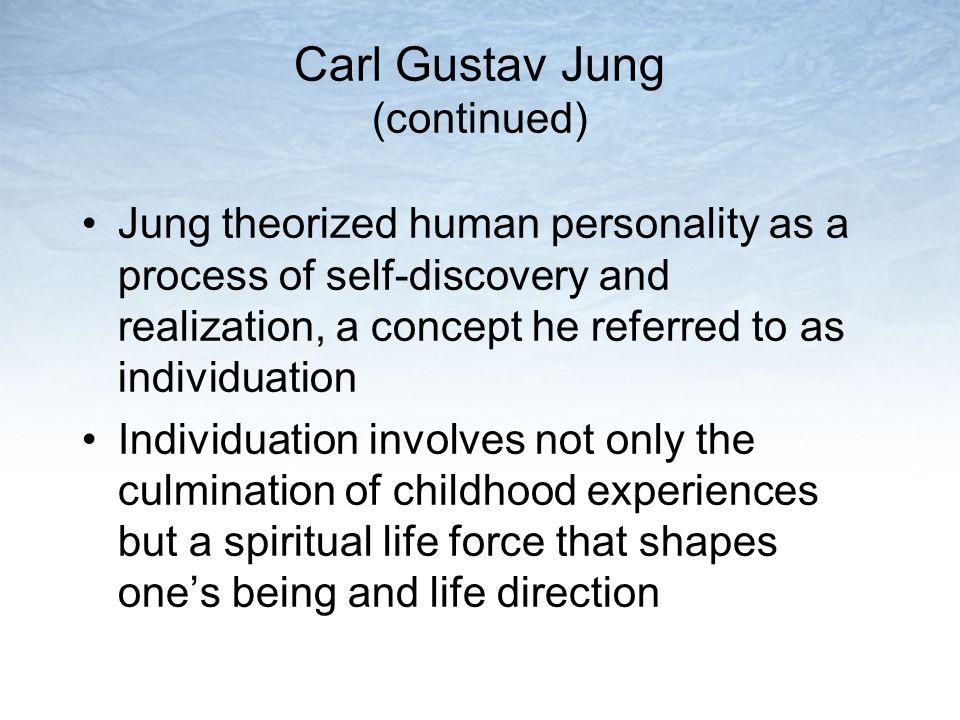 Carl Gustav Jung (continued)