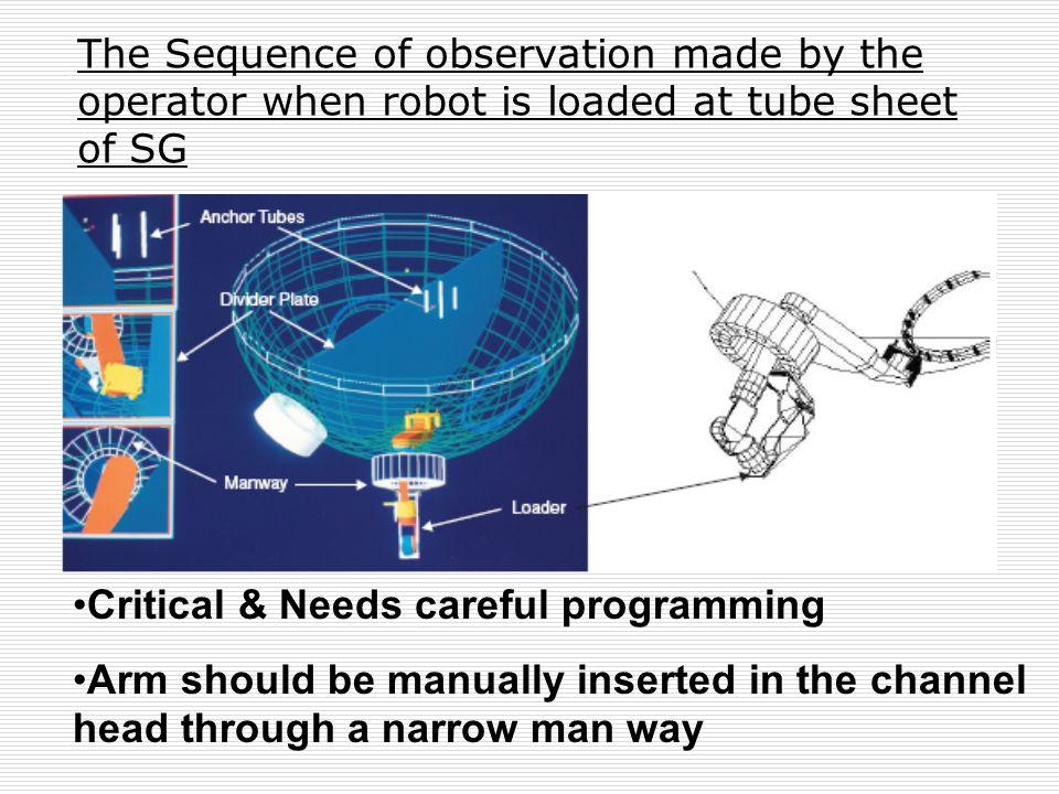 Critical & Needs careful programming